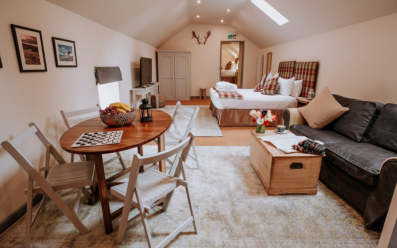the loft group accommodation yorkshire dales