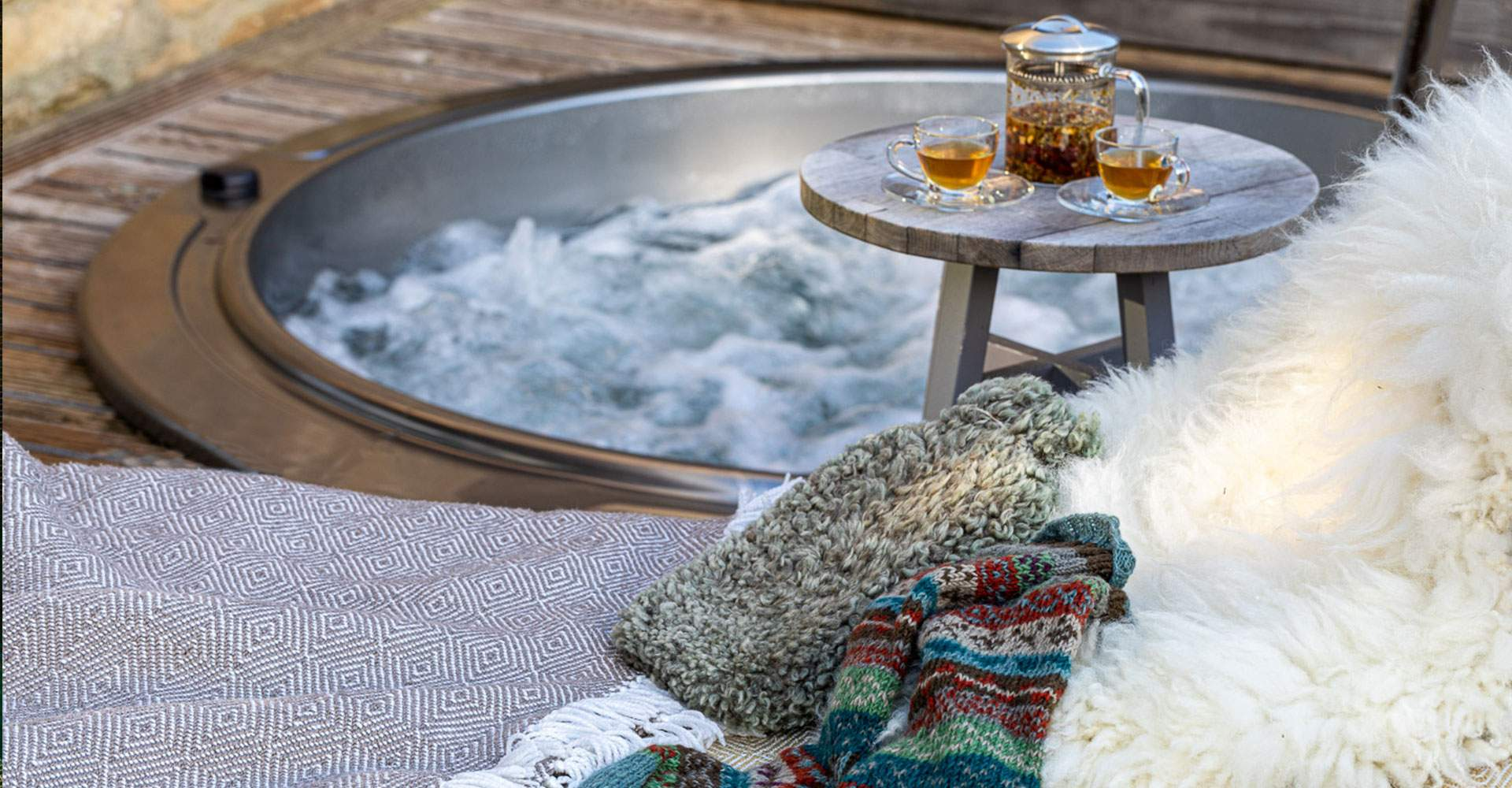 Swinton Country Club and Spa Jacuzzi Yorkshire
