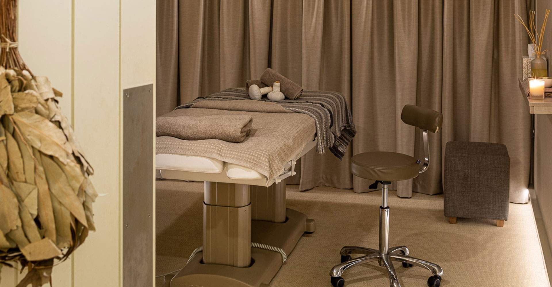 Swinton Country Club & Spa Treatment Room