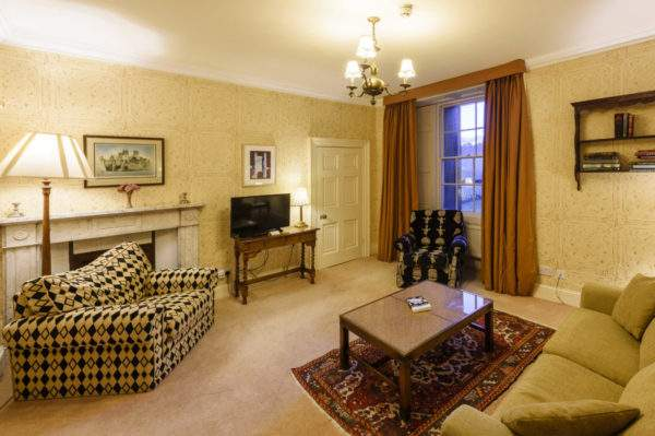 Swinton Park hotel signature suites York Suite