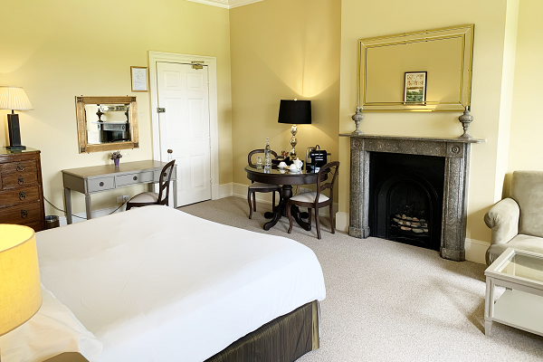 swinton park hotel aldborough earls bedroom