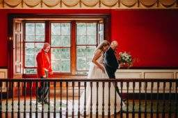 Swinton Park wedding open day. Peter Hugo Photography