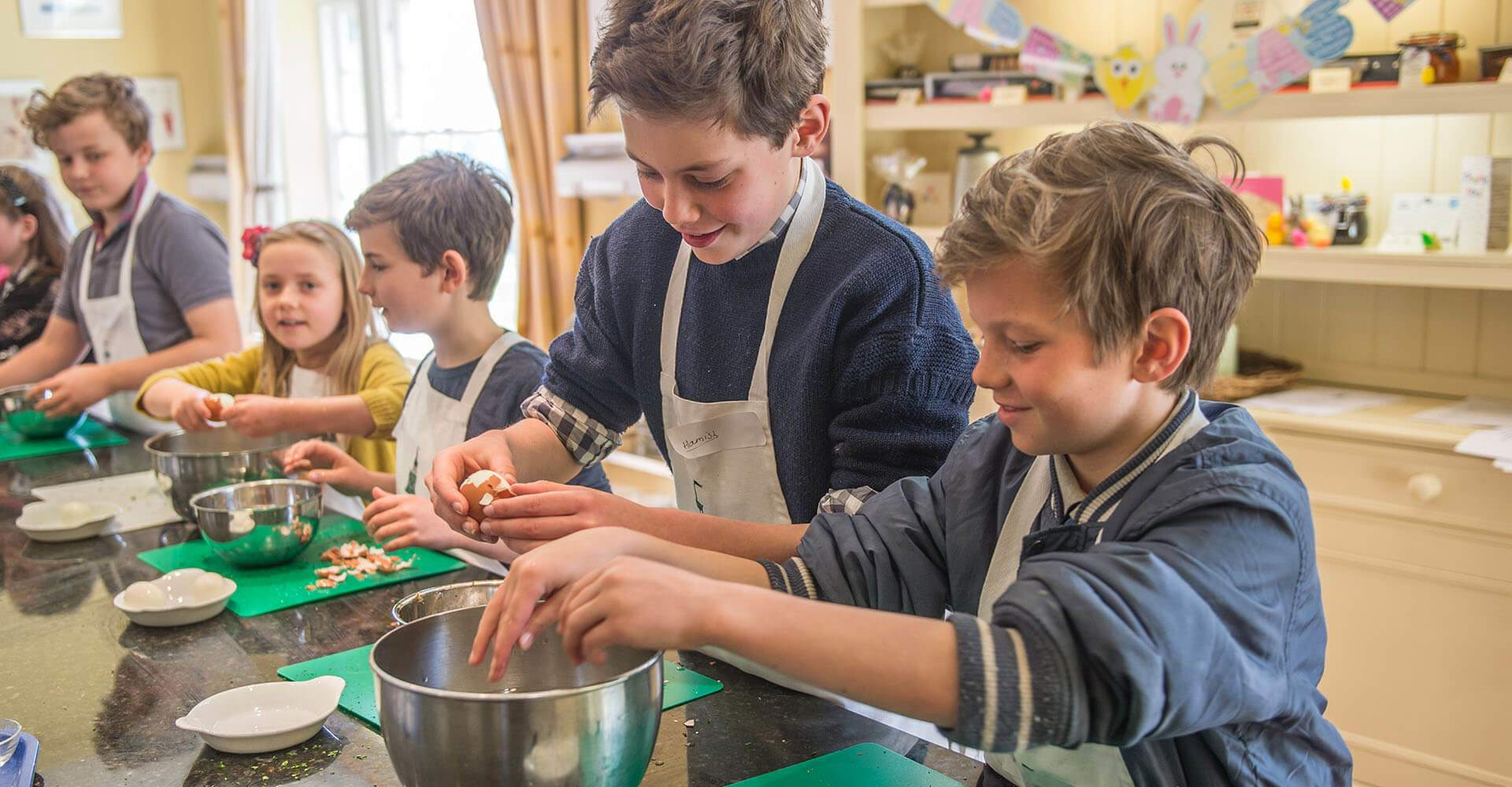 Kids Cookery Courses