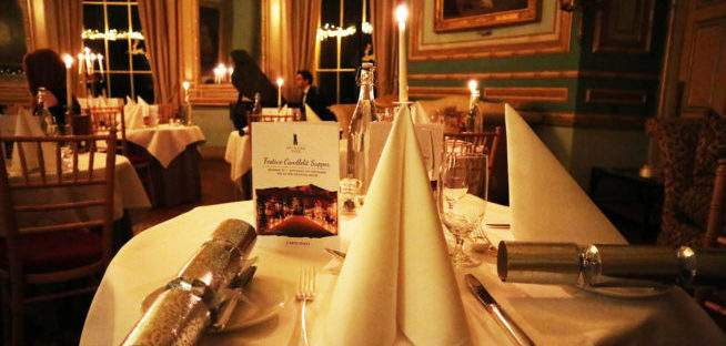 Swinton Estate Festive Candlelit Supper